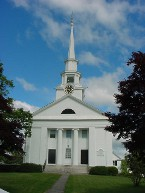First Parish Church in Chelmsford